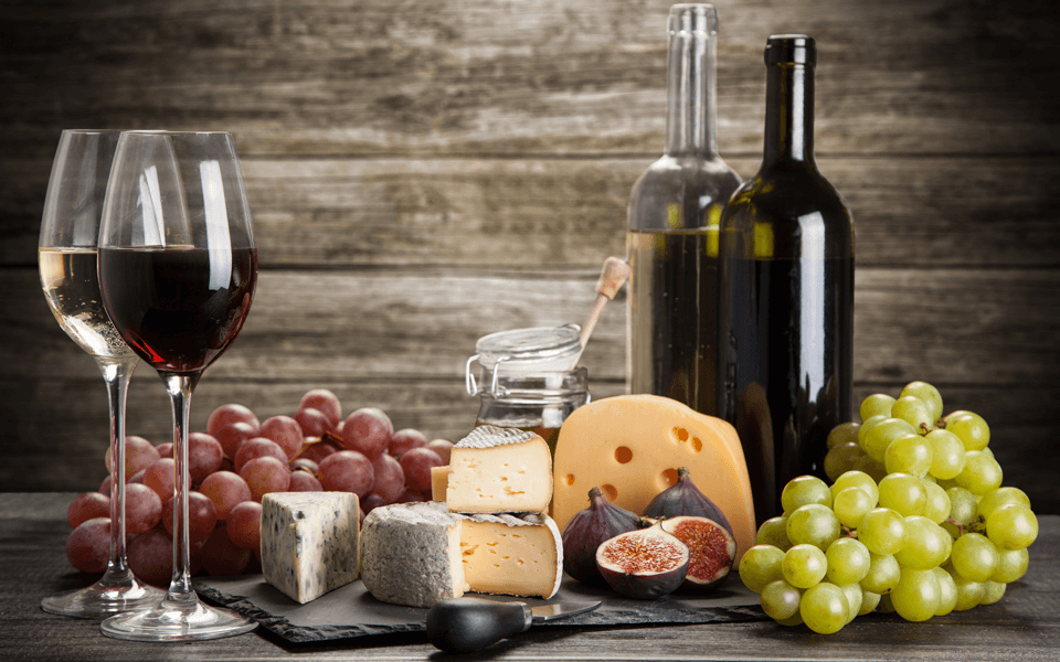 Association vin fromage